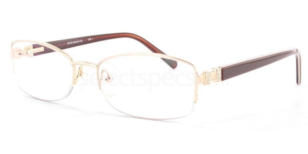 Mimas-Gold-and-Brown-Prescription-Glasses-at-SelectSpecs