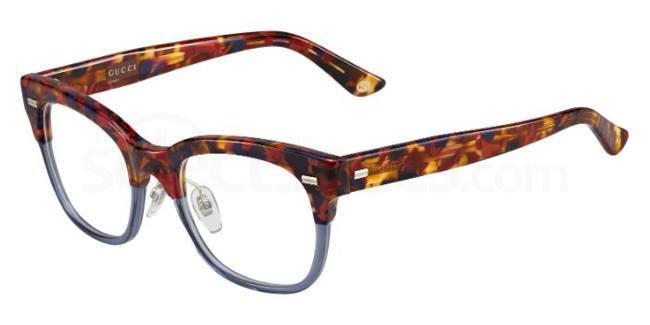 retro glasses gucci