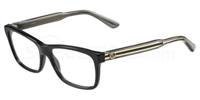 GX3 GG 3765 Glasses, Gucci