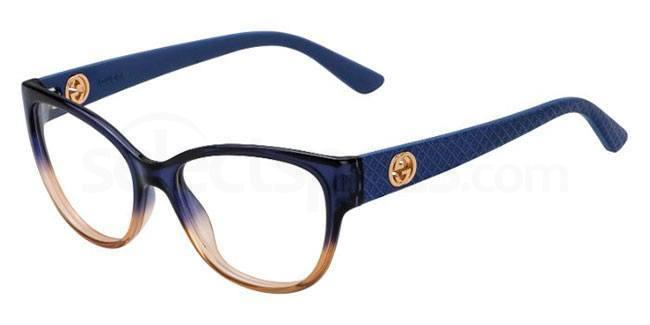 KF1 GG 3789 Glasses, Gucci
