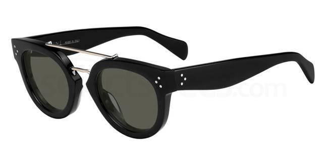 fashion blogger sunglasses celine