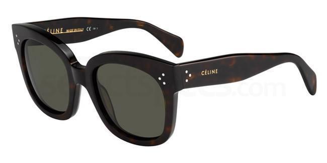 086 (1E) CL 41805/S Sunglasses, Celine