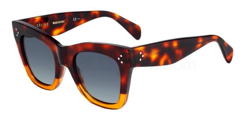 233 (HD) CL 41090/S Sunglasses, Celine