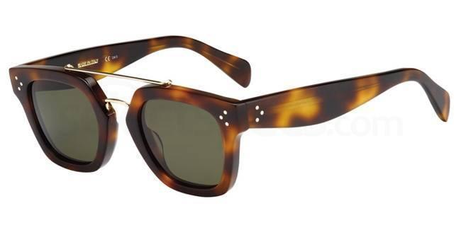 05L  (1E) CL 41077/S Sunglasses, Celine