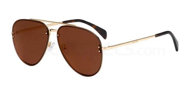 J5G  (LC) CL 41391/S Sunglasses, Celine