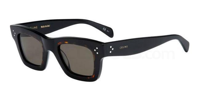T7D  (70) CL 41396/S Sunglasses, Celine