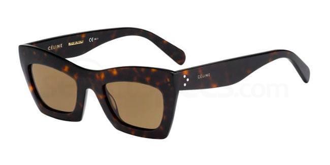 086  (X7) CL 41399/S Sunglasses, Celine