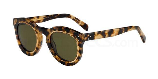 T7H  (1E) CL 41403/S Sunglasses, Celine