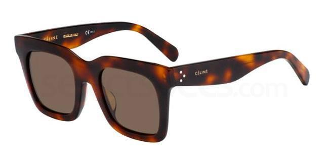 05L  (X7) CL 41411/F/S Sunglasses, Celine