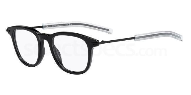 263 BLACKTIE195 Glasses, Dior Homme