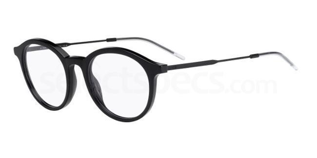 263 BLACKTIE209 Glasses, Dior Homme