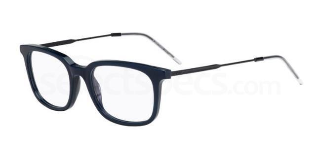 G72 BLACKTIE210 Glasses, Dior Homme