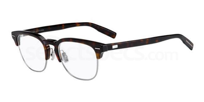 086 BLACKTIE222 Glasses, Dior Homme
