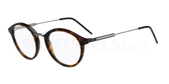TDE BLACKTIE228 Glasses, Dior Homme