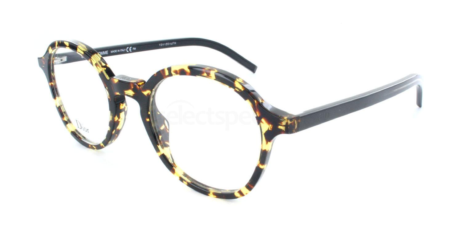 EPZ BLACKTIE234 Glasses, Dior Homme