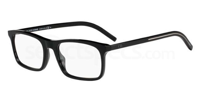807 BLACKTIE235 Glasses, Dior Homme