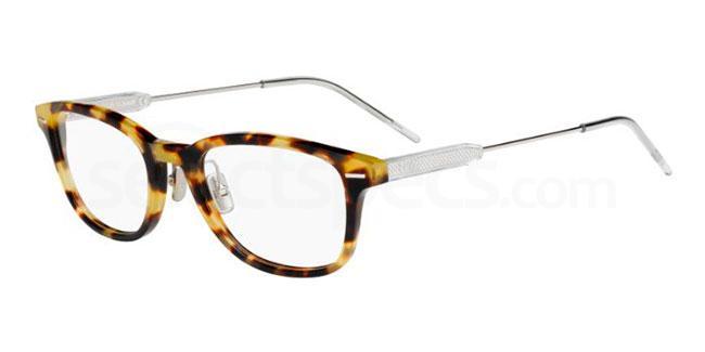 45Z BLACKTIE237 Glasses, Dior Homme