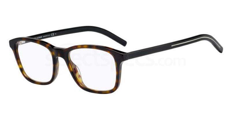 581 BLACKTIE243 Glasses, Dior Homme