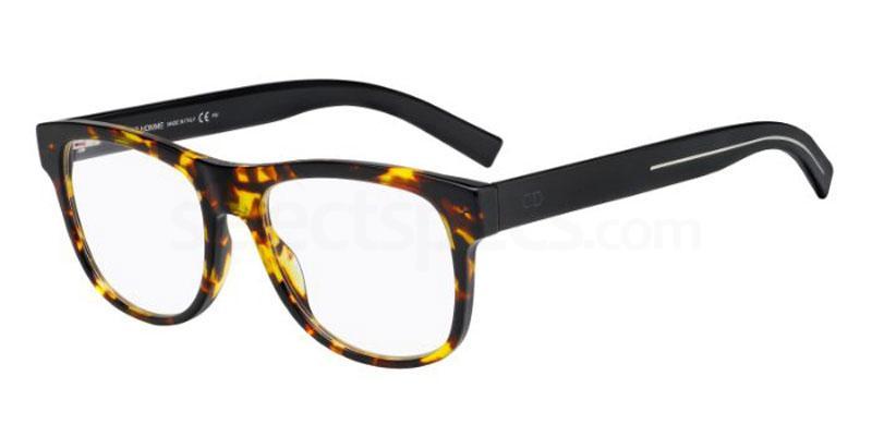 581 BLACKTIE244 Glasses, Dior Homme
