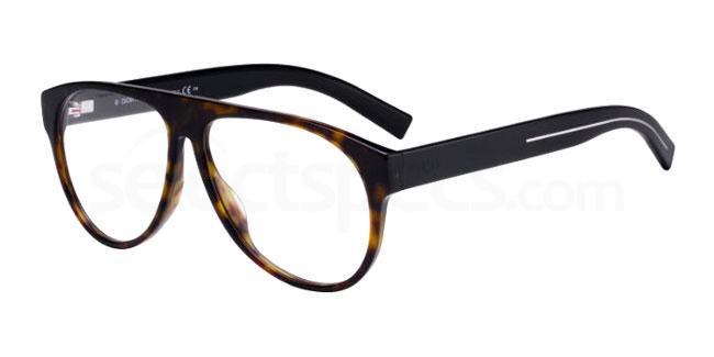 086 BLACKTIE256 Glasses, Dior Homme