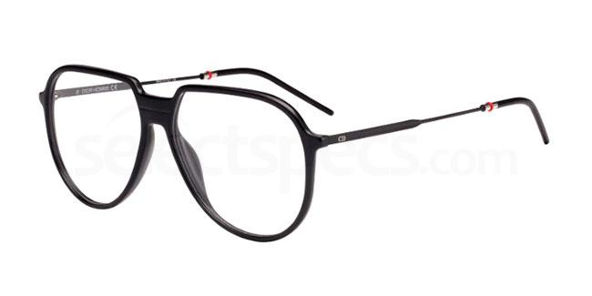 807 BLACKTIE258 Glasses, Dior Homme