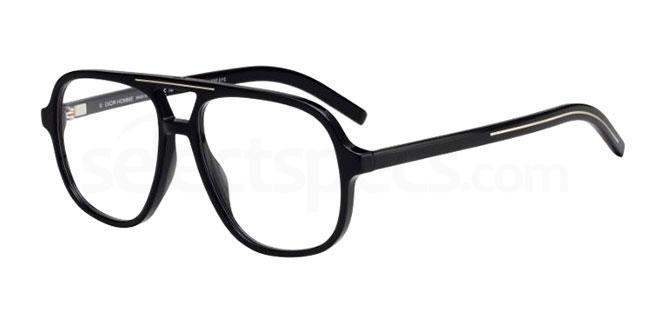 807 BLACKTIE259 Glasses, Dior Homme