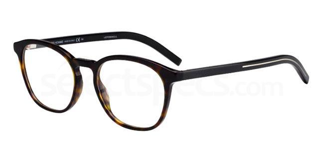 086 BLACKTIE260 Glasses, Dior Homme