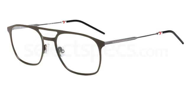 2QU DIOR0225 Glasses, Dior Homme