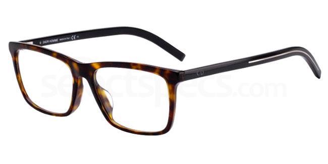 086 BLACKTIE261F Glasses, Dior Homme