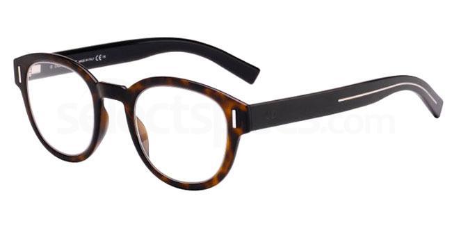 086 DIORFRACTIONO3 Glasses, Dior Homme
