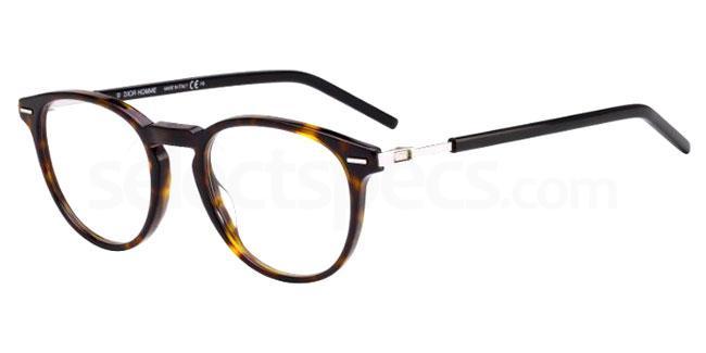 086 TECHNICITYO2 Glasses, Dior Homme