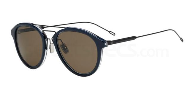 TCO  (EJ) BLACKTIE226FS Sunglasses, Dior Homme