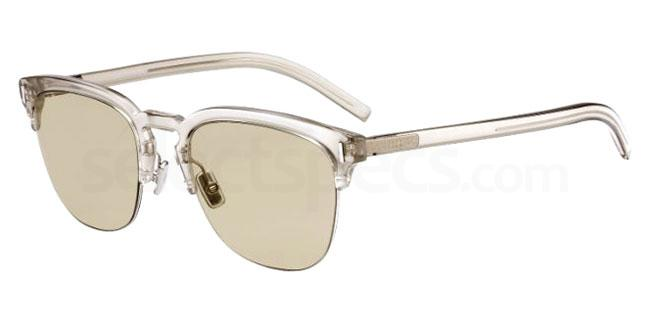 10A (QT) DIORFRACTION6F Sunglasses, Dior Homme