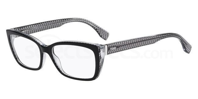 6ZV FF 0003 Glasses, Fendi