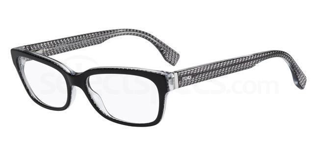 6ZV FF 0004 Glasses, Fendi