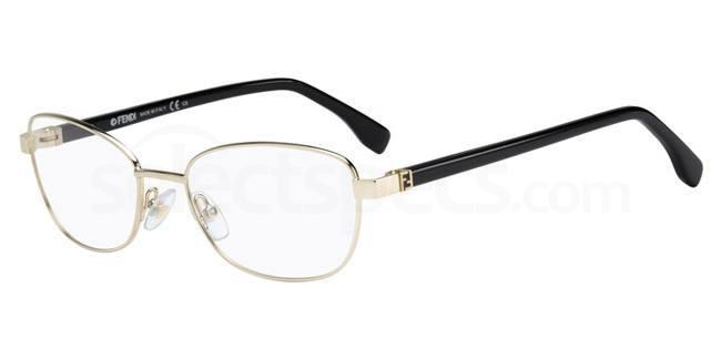 RHL FF 0012 Glasses, Fendi