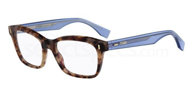 7OK FF 0027 Glasses, Fendi