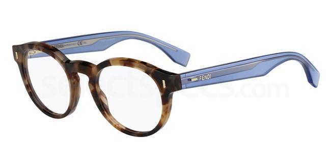 7OK FF 0028 Glasses, Fendi