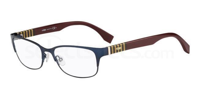 0ZG FF 0033 Glasses, Fendi