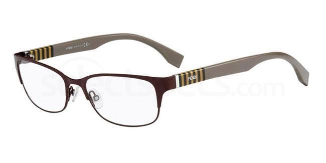 ZAE FF 0033 Glasses, Fendi