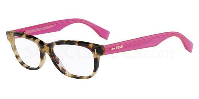 7OH FF 0034 Glasses, Fendi