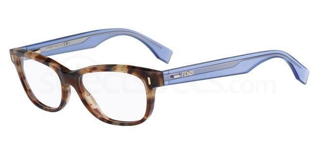 7OK FF 0034 Glasses, Fendi
