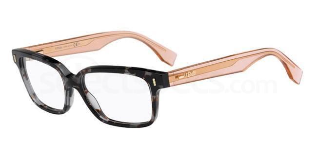 1CD FF 0035 Glasses, Fendi