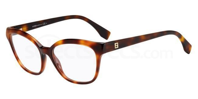05L FF 0044 Glasses, Fendi