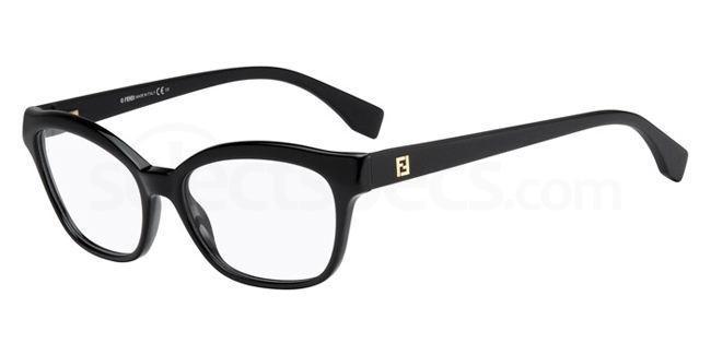 64H FF 0046 Glasses, Fendi