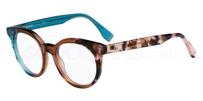 MYA FF 0065 Glasses, Fendi