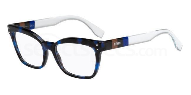 E81 FF 0084 Glasses, Fendi