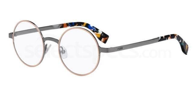 D49 FF 0091 Glasses, Fendi