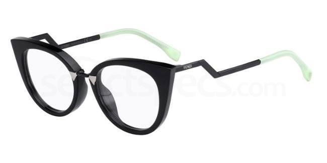 AQM FF 0119 Glasses, Fendi