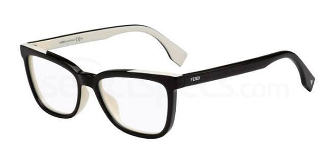 MG4 FF 0122 Glasses, Fendi